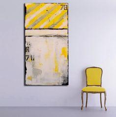 Large Acrylic Painting by erinashleyart on Etsy