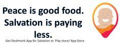 #DealMonkApp #Realtime #Discounts #Deals #Salvation   http://ift.tt/1jrUQus Visit us at deal-monk.com