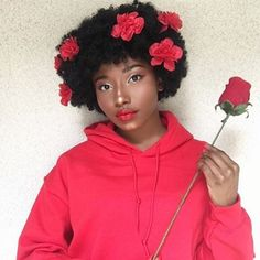 """395 Likes, 4 Comments - Carol's Daughter (@carolsdaughter) on Instagram: """"😍❤🌹When beauty speaks for itself! #rp @modern_day_esther —  #naturalbeauty #naturalhair…"""""""