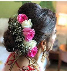 40 Ideas bridal updo loose beautiful hairstyles - New Site Bridal Hair Buns, Bridal Hairdo, Hairdo Wedding, Bouquet Wedding, Wedding Nails, Wedding Dress, Loose Hairstyles, Bride Hairstyles, Beautiful Hairstyles