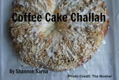 coffee cake challah screenshot
