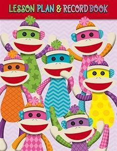 sock monkey classrooms | Colorful Sock Monkeys | Classroom Decor