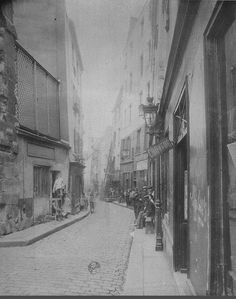 rue Saint-Médard - Paris 5ème