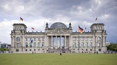 "The ""Reichstag"" is the focal point of German history, East & West & united Germany (Germany was divided into West Germany & East Germany from 1948 until 1990)."
