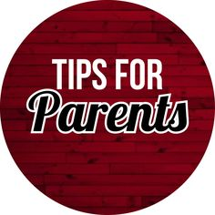 Tips for Parents Video - 8 tips for parents and family members of incoming/current UARK students! https://www.youtube.com/watch?v=d-ZtmPwGV0E