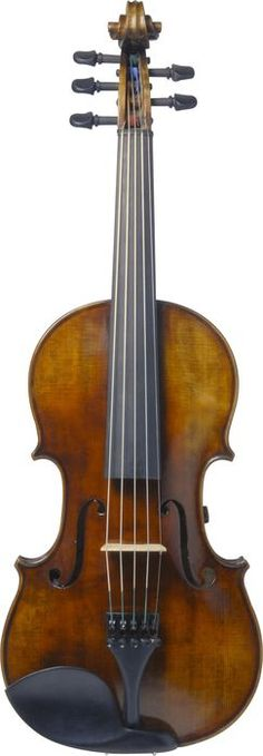 Stringed Instruments - carosta.com - The Realist Rv Pro Series 4/4 Size Acoustic-Electric Violin 5 String Pro