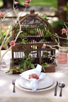 I have already aquired many birdcages of various sizes and styles
