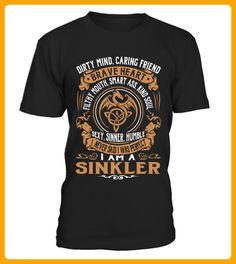 SINKLER Dragon Name Shirts - Shirts für singles (*Partner-Link)