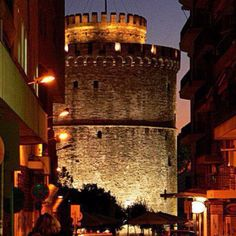 Thessaloniki,Greece - one of the most underrated large cities of Europe - it is a treasure trove of Byzantine architecture and a whole lot more - fun and friendly too