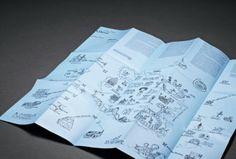 Um conceito de mapa no qual o produto final é uma coleção de histórias, arte e documentação pessoal de acontecimentos da vida.
