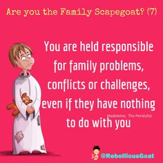 Quote 263 - Scapegoating