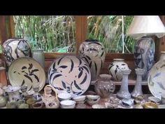 Ateliês de cerâmica em Cunha, São Paulo, Brasil.