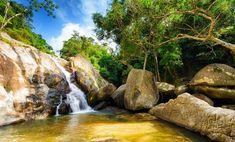 Cascades de Hin Lad à Koh Samui