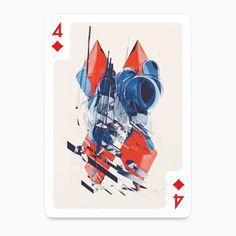 Playing Arts: Kartenspiel kreativer Asse