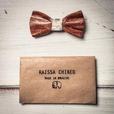 Raissa Chineo. Italian Handmade Wooden Bowties! https://www.facebook.com/raissachineo/