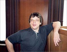 † Boudewijn Buch (December 14, 1948 - November 23, 2002) Dutch writer, poet & tv host.