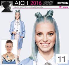 Finále AICHI 2016: Adéla Kodetová - AKA, Karlovy Vary Aichi, Fashion, Moda, Fashion Styles, Fasion