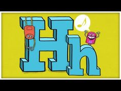 ABC Song - Letter H - Say Hello To Your Good Friend H by StoryBots