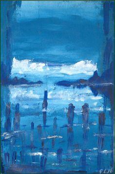 Project blue 2 (Acryl)