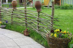 Как украсить свой сад и огород своими руками