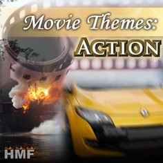 Royalty-Free Action Movie Music.
