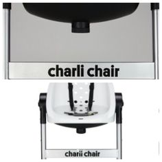 New @CharliChair with BATH FEATURE  www.charlichair.com