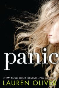 Lauren Oliver, Panic, Stand Alone, Three and One- Half Stars, Thriller, Young Adult