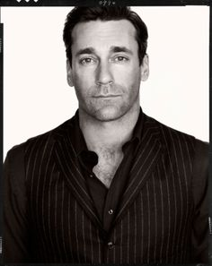 Jon Hamm, stop it.
