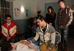 'Glee' Review: Sondheim serious