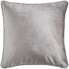 velvet pillow silver pier 1 imports