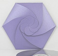 CD Pouch Shown In Shimmering Amethyst