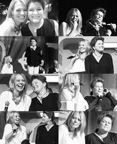 """Kate Mulgrew and Jeri Ryan at a convention 😍😍😍😍😍😍😍"" Naomi Wildman, Kate Mulgrew, Jeri Ryan, Star Trek Voyager, Drama Queens, Her Smile, Happily Ever After, Beautiful Women, Actresses"