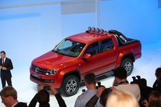 Please bring the VW Amarok TDI to the USA!