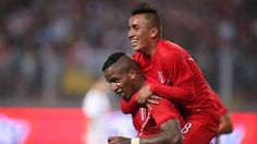 Selección Peruana: Christian Cueva anotó el gol más rápido de la bicolor en 40 años. June 14, 2015.