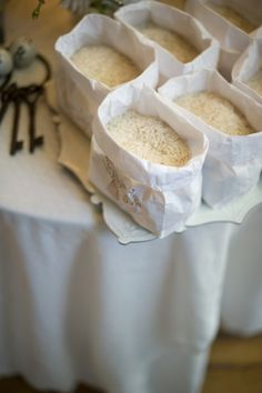 throwing rice at weddings symbolizes fertility, prosperity and bounty