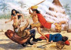 Spanish-Taino War, 1511-29