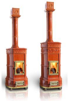 La Castellamonte tiled wood stoves | Appliancist