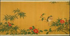 Chinese Art | Birds, bamboo, and camelias | Gift of Charles Lang Freer | Freer Gallery of Art |F1909.219