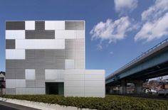 Breathing Factory / Takashi Yamguchi & Associates (2009) - For a blank wall, that's pretty damn good.