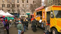 Street Food City Vancouver 2014 Returns for 5 Days.... Looks good!