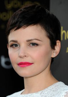 Ginnifer Goodwin's pixie cut is giving us major hair inspiration