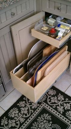 Cutting Board - contemporary - cabinet and drawer organizers - cchin