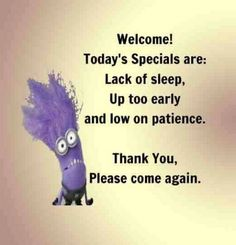 Wednesday Minions Funny captions of the hour PM, Wednesday February 2016 PST) - 10 pics - Minion Quotes Minions Images, Minions Love, Minion Whaaat, Purple Minions, Minion Jokes, Minions Quotes, Funny Minion, Just For Laughs, Just For You
