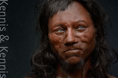 Reconstruction of First Brit Cheddar Man made by Adrie and Alfons Kennis Spanish Armada, The Iceman, Early Humans, Prehistory, Ancient Civilizations, Anthropology, Three Dimensional, Archaeology, Cheddar