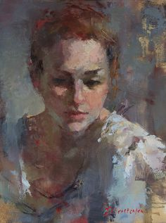 A blog about loose and impressionistic oil painting.