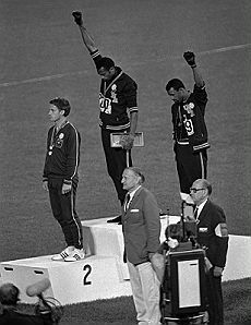 Mexico '68: Tommie Smith and John Norman Carlos
