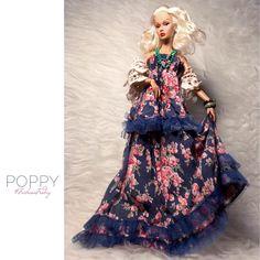Poppy Parker for #FashionFriday wearing #ELIDA