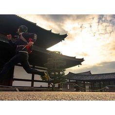 Running Tofukuji #ultrarunnerintraining #ultrarunning #ultrarunners #ultrarunner #kyotophotography #tofukuji #東福寺 #trail #trails #travel #trailrun #training #run #runner #runpic #instarunner #instafitness #instarunners #kyoto #kyotojapan #kyototravel #kyotophotography #京都 #worlderunners #runnerscommunity #runningmotivation #morningjogger @kasairunner