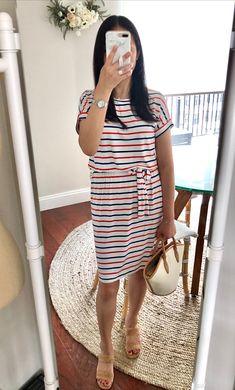 Banana Republic Knit T-Shirt Dress, size PXS