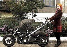 New kind of stroller